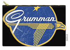 Grumman Est 1929 Distressed Carry-all Pouch