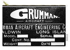 Grumman Product Plate Carry-all Pouch