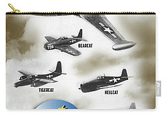 Grumman Ready When Needed Carry-all Pouch