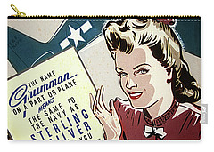 Grumman Sterling Poster Carry-all Pouch