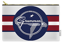Grumman Stripes Carry-all Pouch