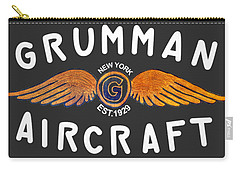 Grumman Wings Gold Carry-all Pouch