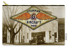 Grumman Wings Carry-all Pouch