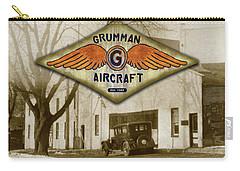 Grumman Wings Carry-all Pouch