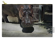 Grumpy Rhino Carry-all Pouch