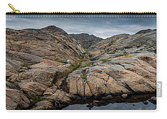 Grundsund, Sweden Carry-all Pouch by Martina Thompson