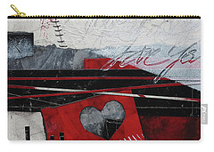 Grunge Heart  Carry-all Pouch