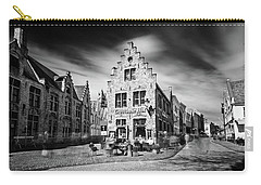 Gruuthuse Hof In Bruges Carry-all Pouch