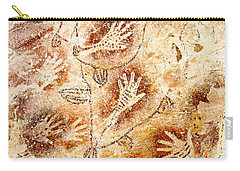 Gua Tewet - Tree Of Life Carry-all Pouch