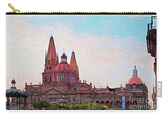 Carry-all Pouch featuring the photograph Guadalajara by John Kolenberg