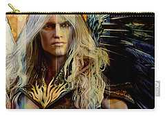 Guardian 2 Carry-all Pouch by Suzanne Silvir