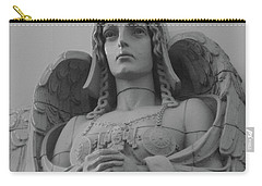 Guardian Angel On Watch Carry-all Pouch