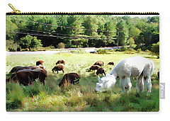 Guardian Carry-all Pouch by Betsy Zimmerli