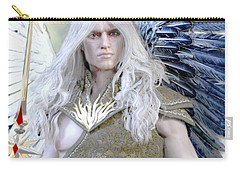 Guardian Carry-all Pouch by Suzanne Silvir