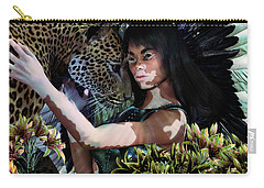 Guardian8 Carry-all Pouch by Suzanne Silvir