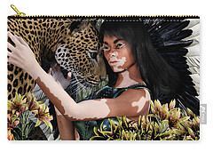Guardian9 Carry-all Pouch by Suzanne Silvir