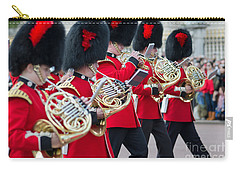 guards band at Buckingham palace Carry-all Pouch