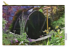 Guernsey Moulin Or Waterwheel Carry-all Pouch