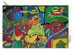 Guest Artist - Tyler James Thorpe Carry-all Pouch