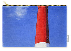 Carry-all Pouch featuring the painting Guiding Light by Lynne Reichhart