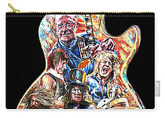 Guitar Legends Picking A Gibson Carry-all Pouch