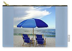 Gulf Coast Beach Oasis Carry-all Pouch