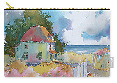 Gulf Coast Cottage Carry-all Pouch