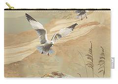 Gulf Coast Gulls  Carry-all Pouch