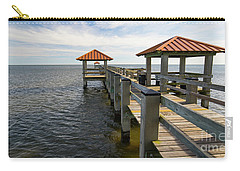 Gulf Coast Pier Carry-all Pouch