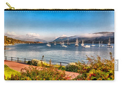 Gulf Of  Ullapool      Carry-all Pouch by Sergey Simanovsky