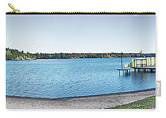 Gull Lake Panorama Carry-all Pouch