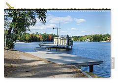 Gull Lake Park Gravenhurst 2 Carry-all Pouch