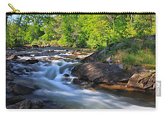 Gull River Falls - Gunflint Trail Minnesota Carry-all Pouch