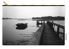 Gullah Coast Bateau Bw Carry-all Pouch