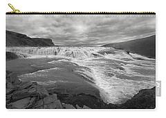 Gullfoss Waterfall No. 1 Carry-all Pouch