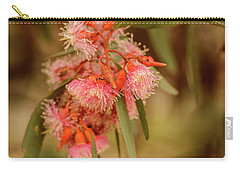 Carry-all Pouch featuring the photograph Gum Nuts 2 by Werner Padarin