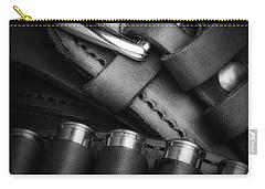 Carry-all Pouch featuring the photograph Gunbelt by Tom Mc Nemar