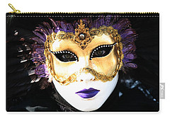 Gunilla Maria's Portrait 2 Carry-all Pouch