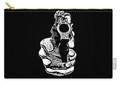 Gunman T-shirt Carry-all Pouch