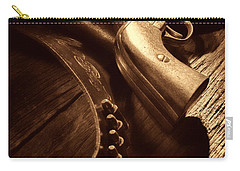 Gunslinger Tool Carry-all Pouch by American West Legend By Olivier Le Queinec