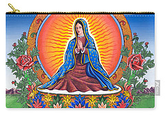 Guru Guadalupe Carry-all Pouch