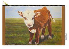 Gus, Cow Carry-all Pouch