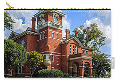 Gwinnett County Historic Courthouse Carry-all Pouch