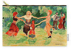 Gypsies Dancing Carry-all Pouch