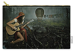 Gypsy Life Carry-all Pouch