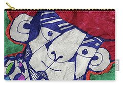 Gypsy Peddler  Carry-all Pouch by Don Koester