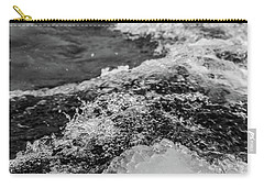 Carry-all Pouch featuring the photograph H2O by Alex Lapidus