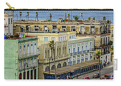 Carry-all Pouch featuring the photograph Habana Havana  by Steven Sparks