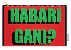 Habari Gani Carry-all Pouch