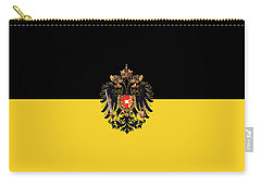 Habsburg Flag With Imperial Coat Of Arms 3 Carry-all Pouch